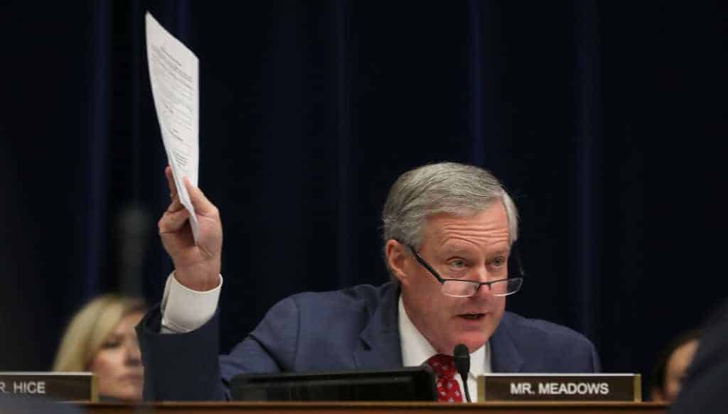 "Meadows Bombshell: ""Sitting Ambassadors"" Involved in DOJ Takedown of Trump"
