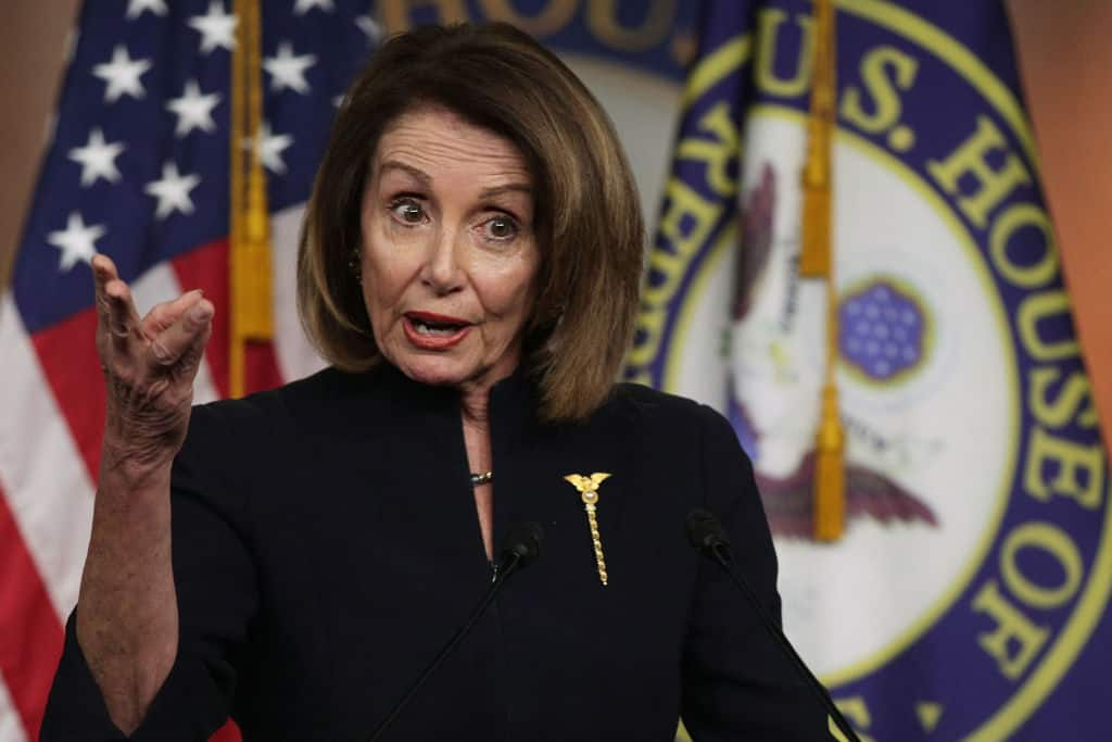 26 Democrats Defy Pelosi, Vote with GOP to Pass ICE Amendment in Gun Bill