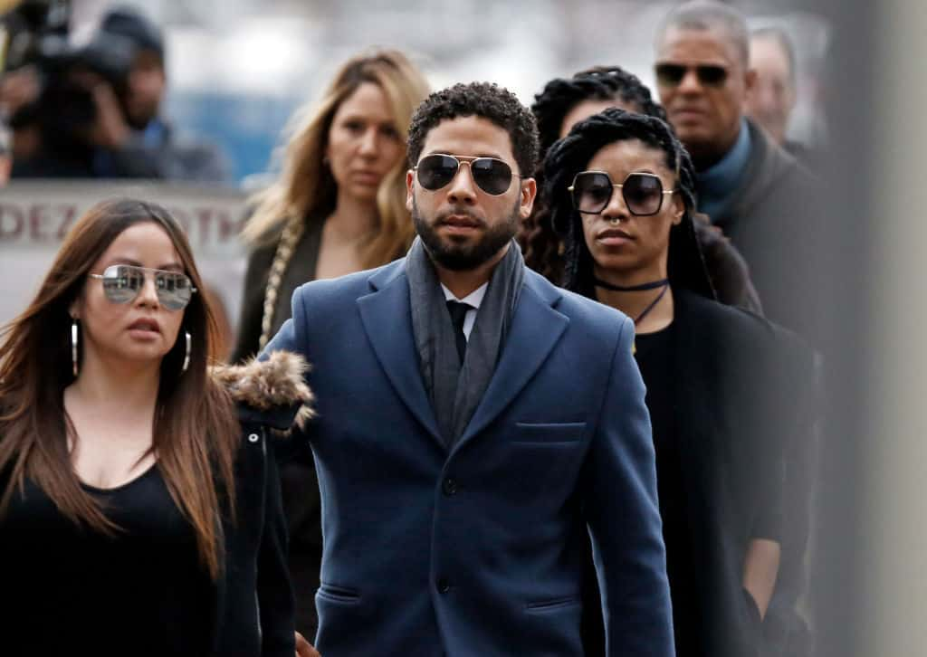 Alleged Hate Crime Hoaxer Jussie Smollett Pleads Not Guilty to Lying to Police