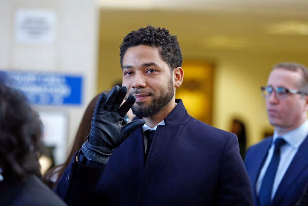 Chicago Police Union Calls for Investigation into Jussie Smollett Case