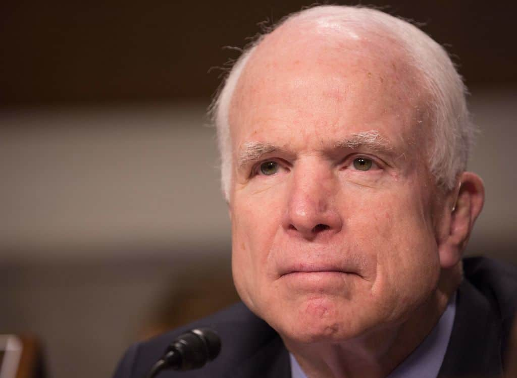 McCain Associate Contacted 12 Reporters, Govt Officials Regarding Dossier
