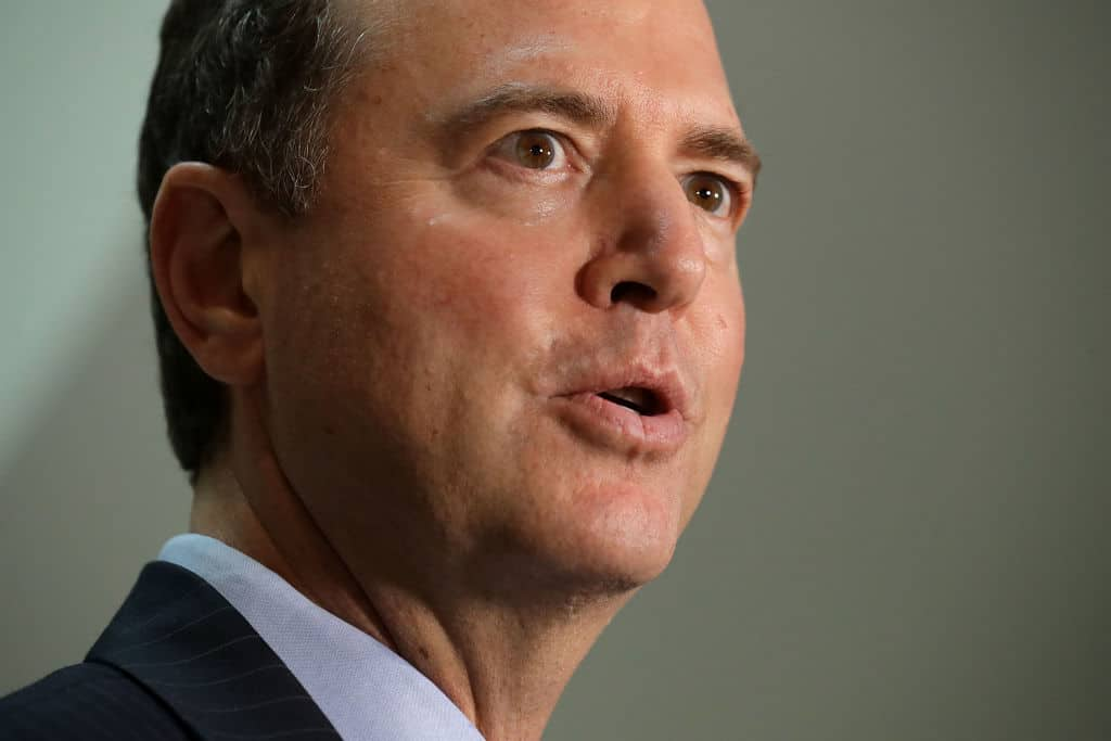 Shady Schiff Appoints Anti-Trump, Steele Dossier Supporter to House Intel Cmte