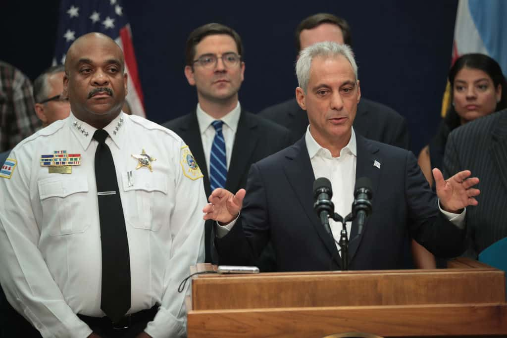 Chicago Mayor Rahm Emanuel FURIOUS After Charges Dropped Against Smollett