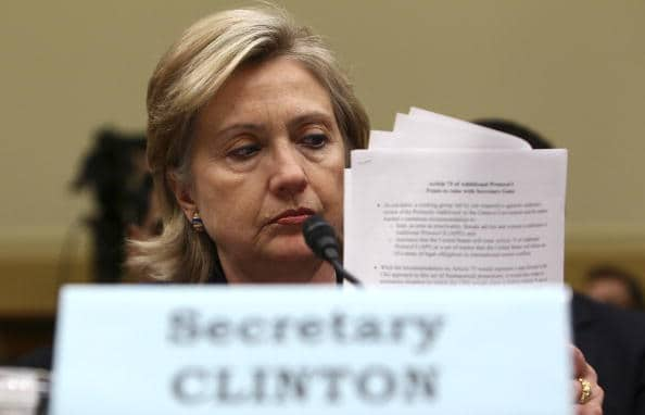 More Classified Emails Uncovered from Clinton's Private Server – Dan Bongino