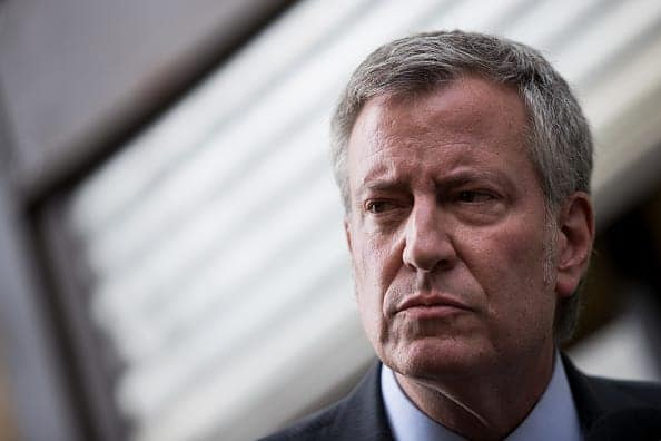Blame NYC's de Blasio, Not Trump, for Spread of Coronavirus in U.S.
