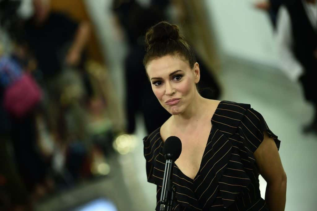 SJW Actress Alyssa Milano Quotes the Bible to Push Abortion