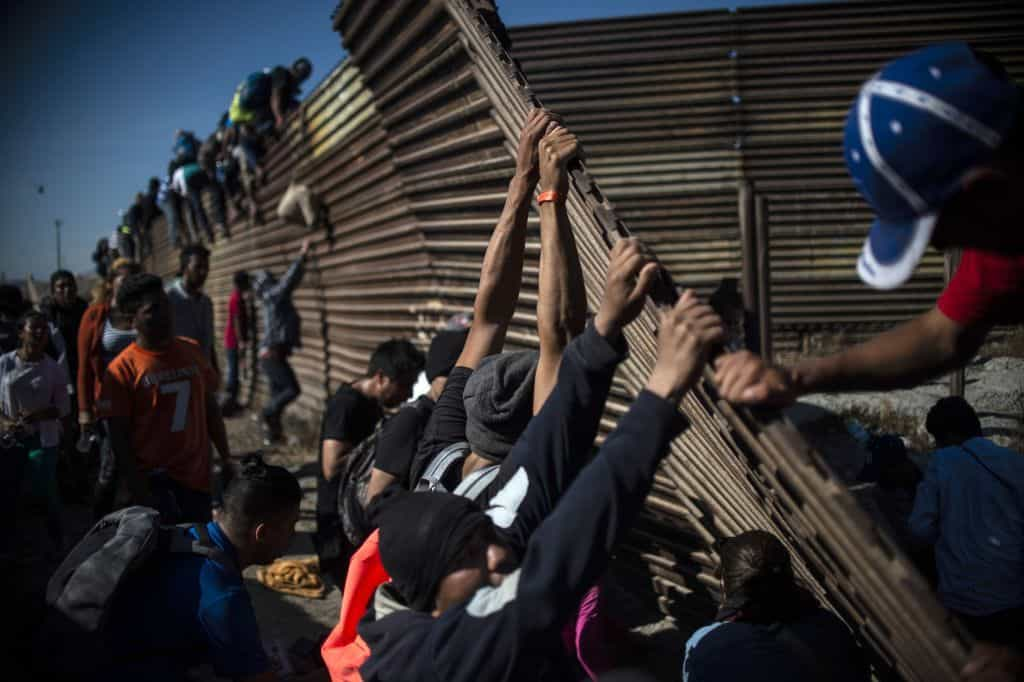 "Poll: 80 Percent Say Illegal Immigration a ""Crisis"" or ""Serious Problem"""