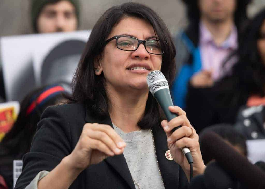 "Tlaib: I was ""Really Afraid of My Fellow Americans"" After 9/11"