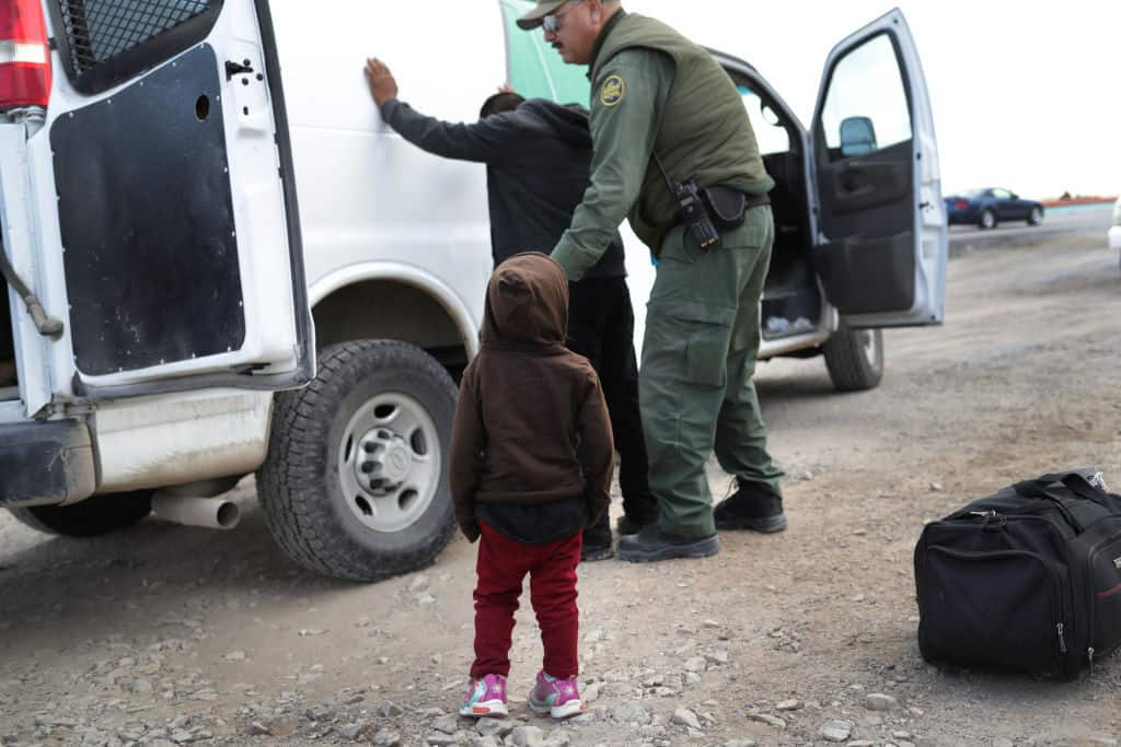 "Border Patrol: Children are Being ""Rented"" to Fabricate Family Units at Border"
