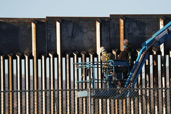 President Trump Makes Good on Promise to Build 450 Miles of Border Wall by End of 2020
