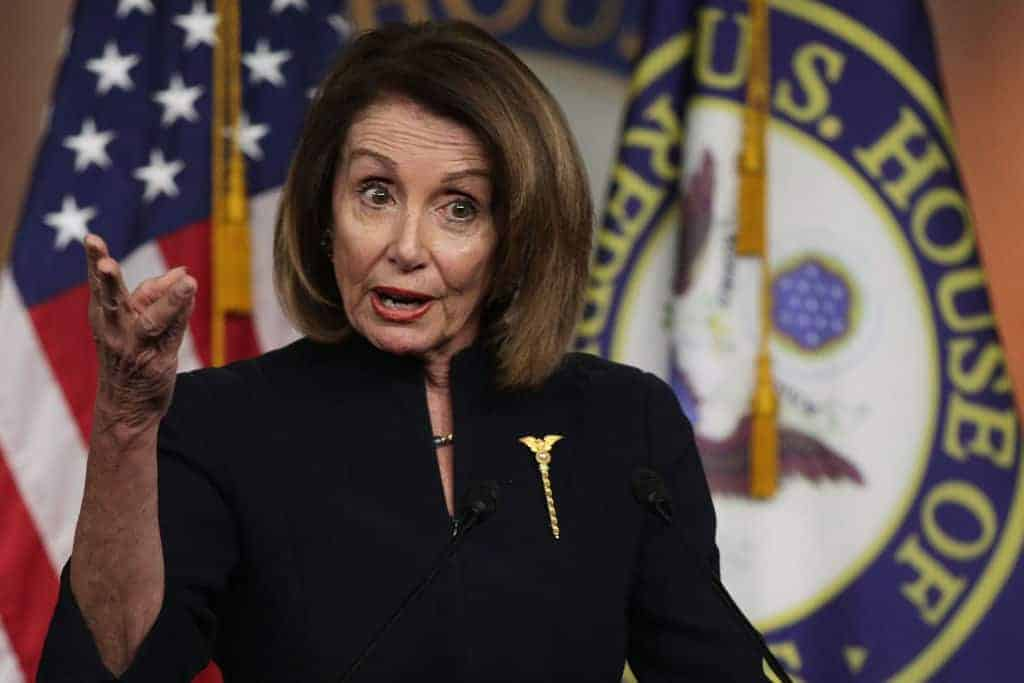"Pelosi Belittles AOC's Wing of Dem Party: ""That's Like Five People"""