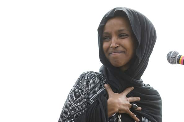 Firm Co-Owned By Ilhan Omar's Husband Got $635k Coronavirus Relief Bailout