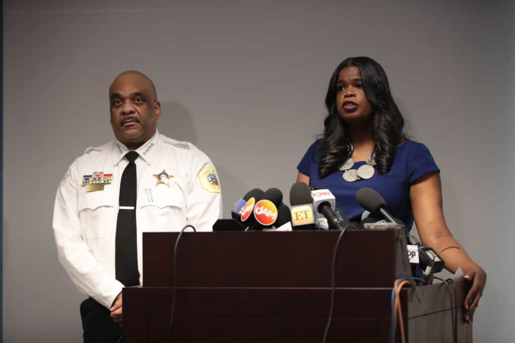 Kim Foxx SUBPOENAED Over Her Handling of Smollett Case