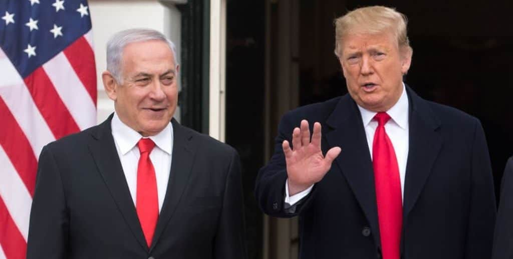 Netanyahu to Name Golan Heights Community After President Trump