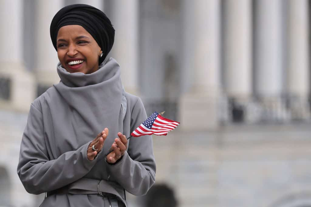 "Omar: Living in Trump's America is an ""Everyday Assault"""