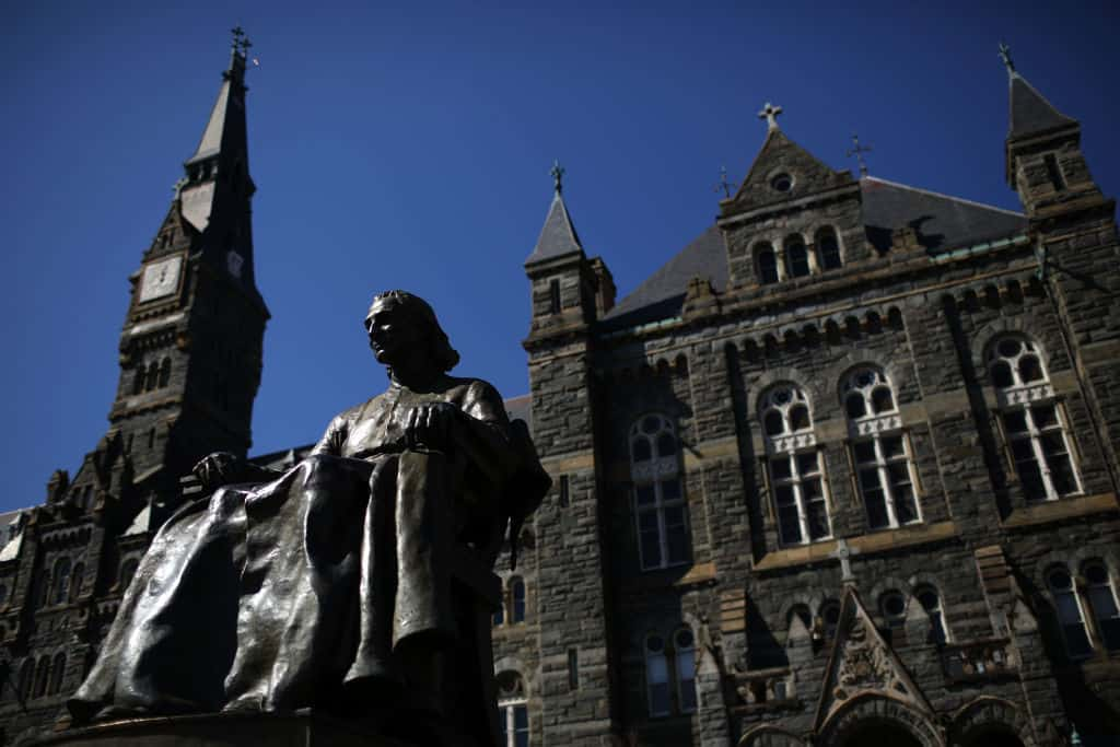 Georgetown Students Vote to Increase Tuition to Pay Slavery Reparations