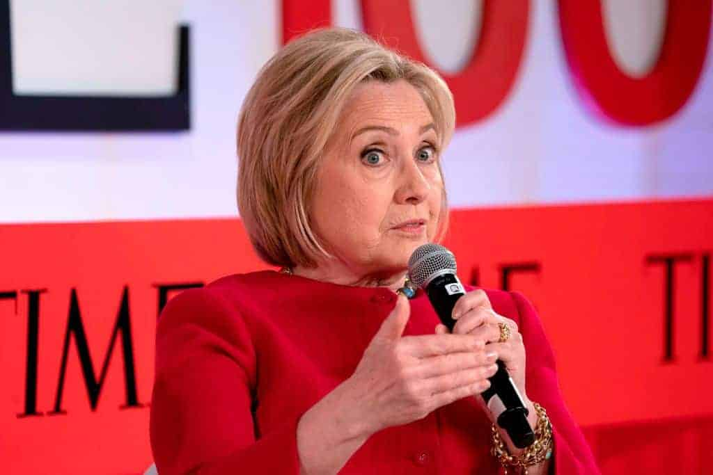 Hillary Clinton Responds to Rumor She'd Be Bloomberg's VP