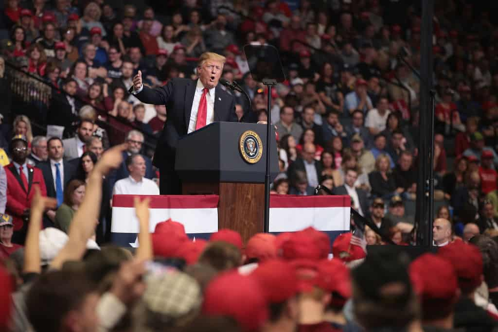 "Trump to Host MAGA Rally Instead of Attending ""Boring"" Correspondents' Dinner"
