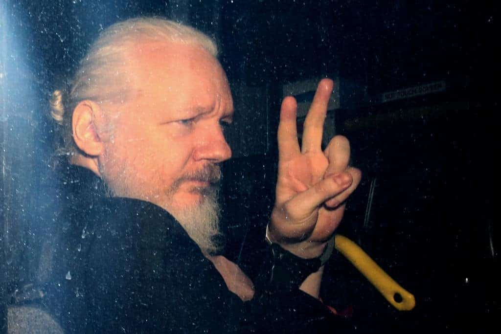 Ep. 959 The Curious Case of Julian Assange