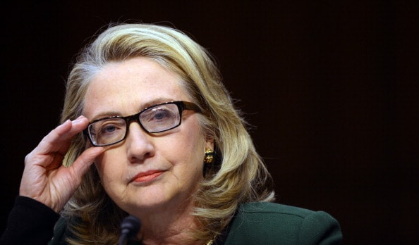 "Documents Reveal ""Cover-up"" Discussions Relating to Clinton Email Scandal"