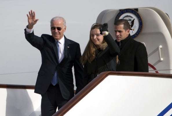Coincidence No More: Biden Repeatedly Had Fed Agencies Help Son's Lobbying Clients