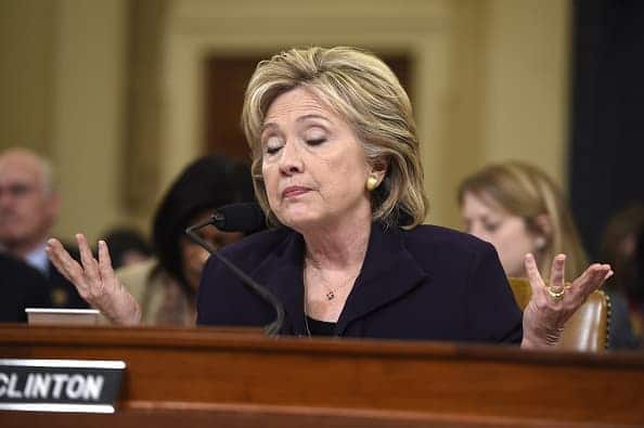 """Report: AG Barr """"Pretty Upset"""" With Handling of Hillary Email Probe"""