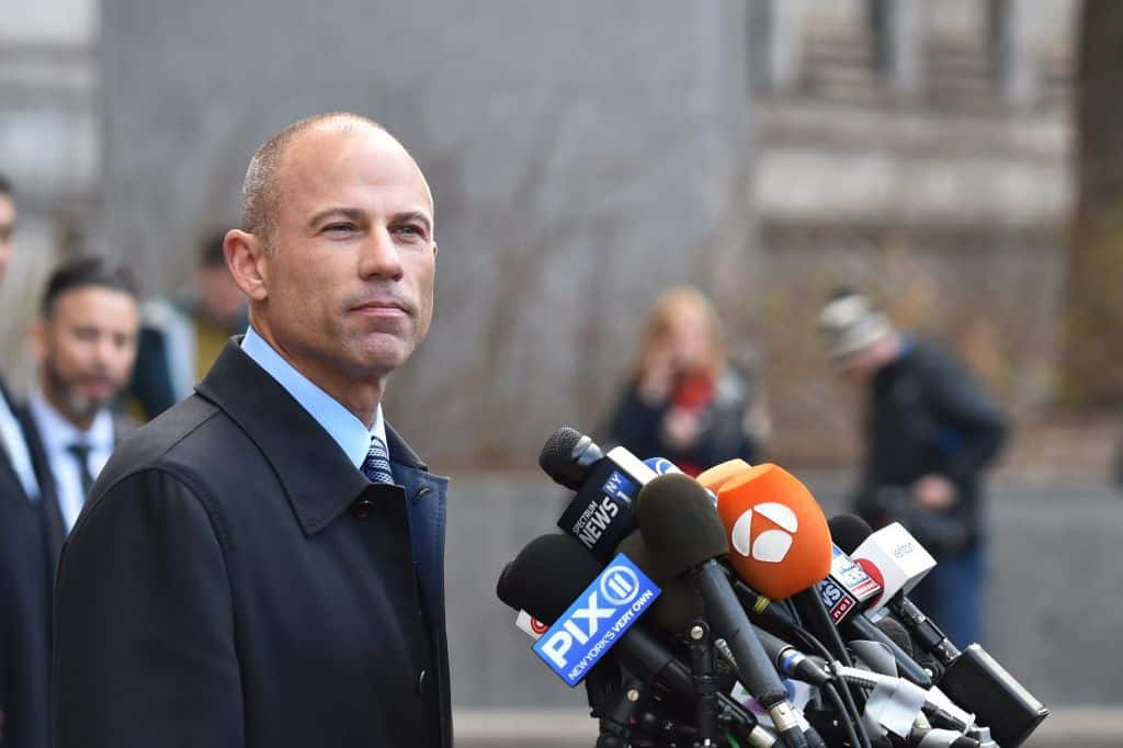 Avenatti Indicted on 36 Counts–Including Fraud, Perjury, Stealing from Clients