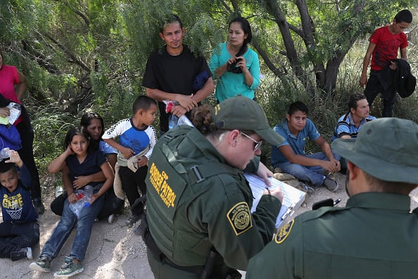 DHS Reveals Startling Percentage of Asylum Seekers SKIP Their Court Hearings