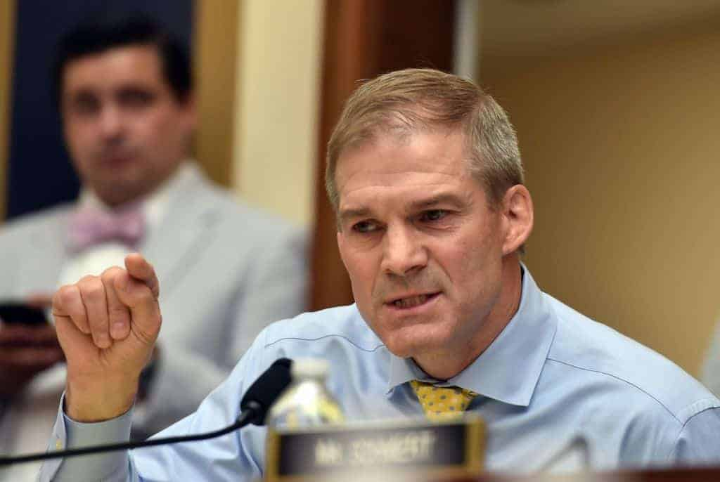 "Jim Jordan Slams ""Crazy"" Attempt to Continue Flynn Case"