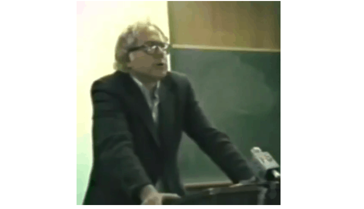 "Disturbing 1986 Video of Sanders Reveals he was ""Very Excited"" For Castro's Cuban Revolution"