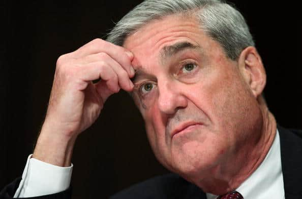 "Report: Mueller Reluctant to Publicly Testify, Fears Being Viewed as ""Political"""