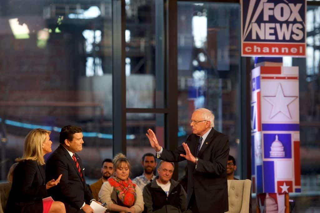 POLL: Vast Majority of Dems Want Candidates to Participate in Fox News Town Halls