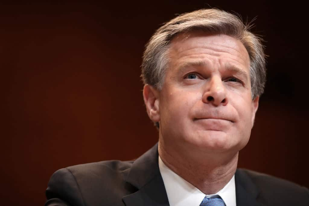"Trump Slams FBI Director Wray: ""With That Kind of Attitude, He Will Never Be Able to Fix the FBI"""