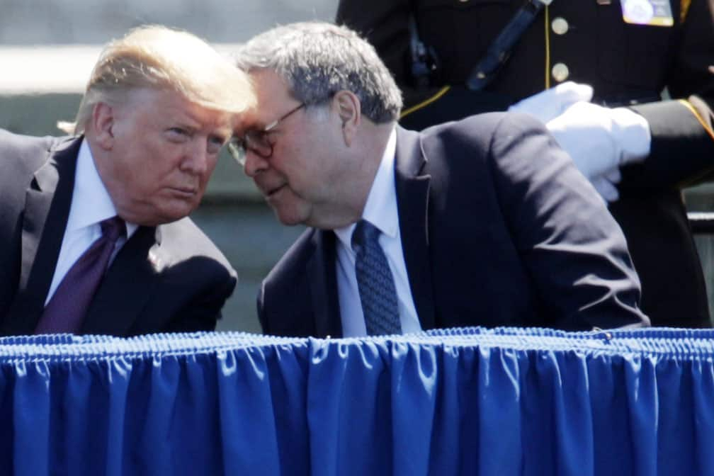 Trump Grants AG Barr Authority to Declassify Key Spygate Documents