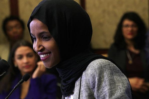 "Omar Trashes American Voters: ""Ignorance Really is Pervasive"" in the Country"