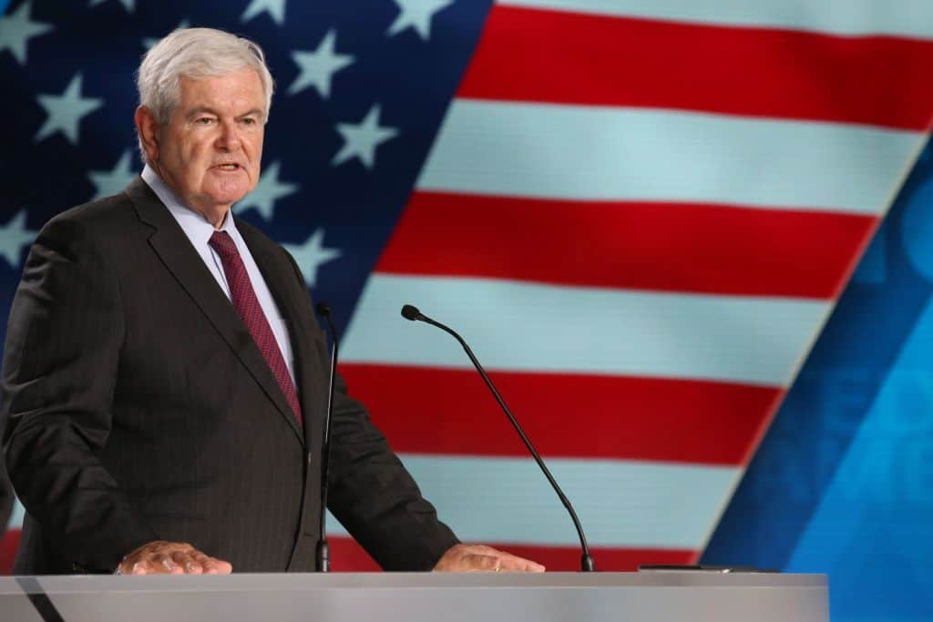 "Gingrich: Mueller Letter Leak Meant to ""Maximize the Embarrassment"" for AG Barr"