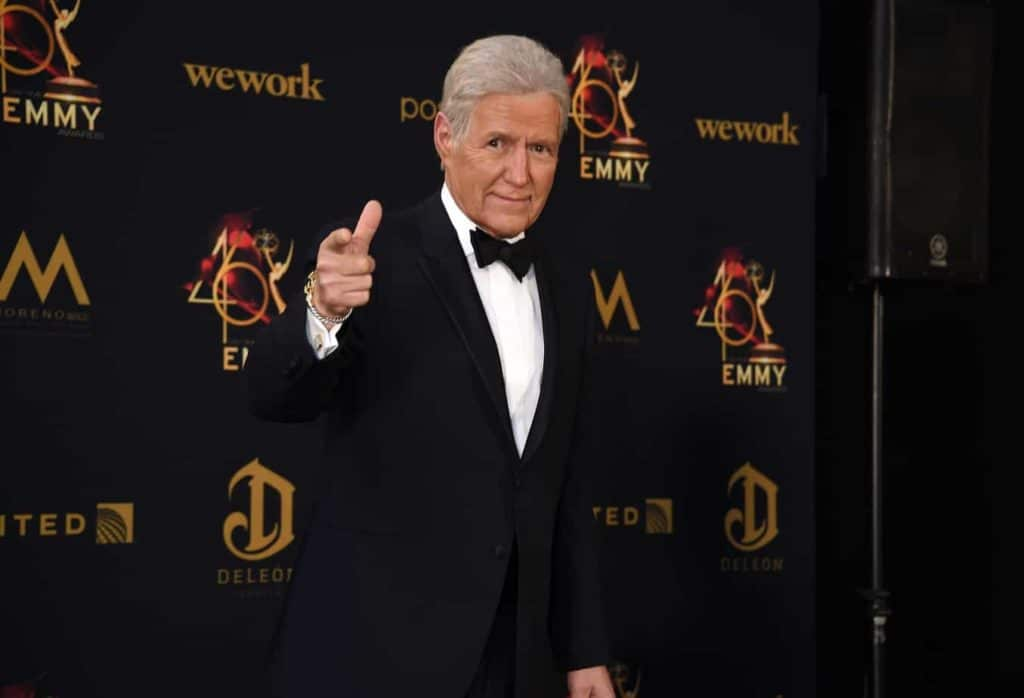 NBC Edits Out Alex Trebek's Comments About Prayers Helping him in Cancer Fight