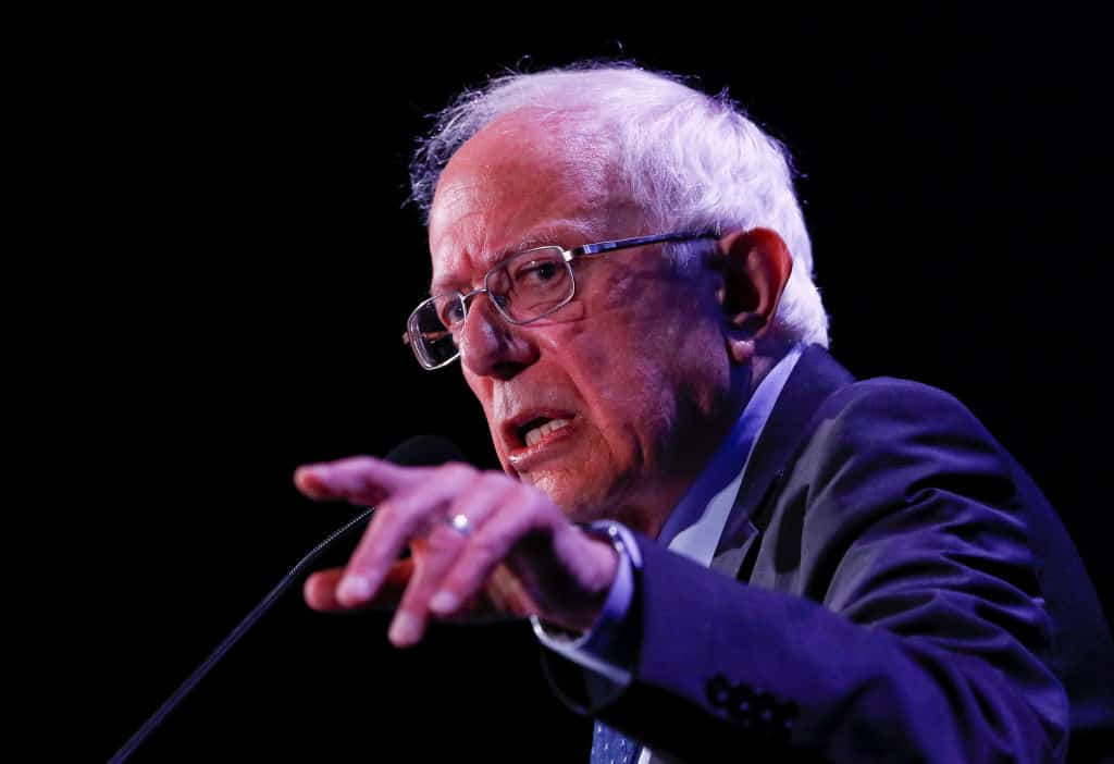 Bernie Sanders Supports Worldwide Abortion, Birth Control to Solve Climate Crisis