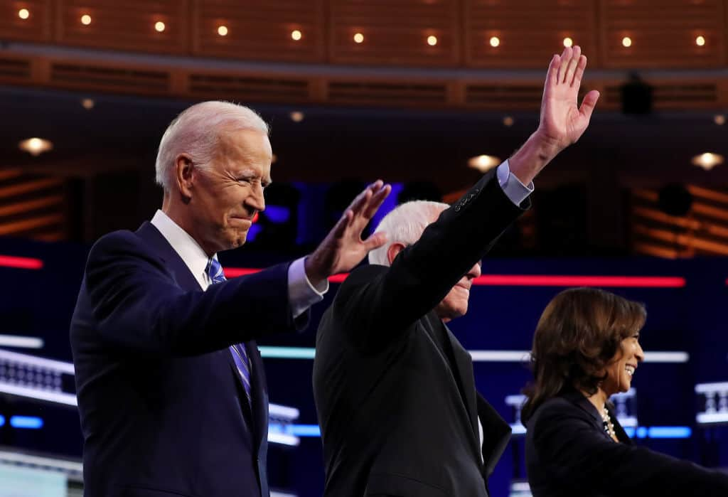 "Report: Biden Campaign ""Freaking Out"" Over Debate Performance"