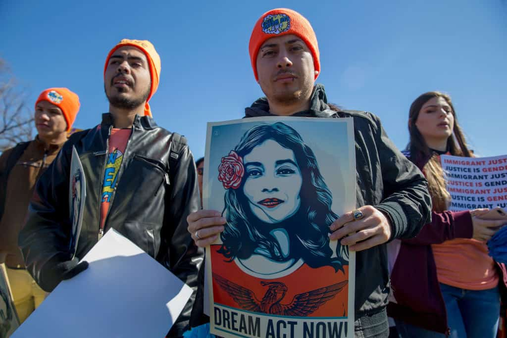 "SCOTUS to Rule on Trump Bid to End ""Dreamers"" Immigration Program"