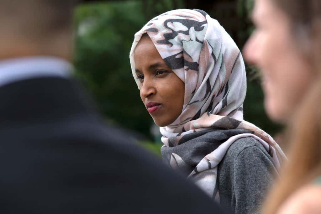Rep. Omar Received Campaign Contribution from Activist and Cousin of Turkish President Erdogan
