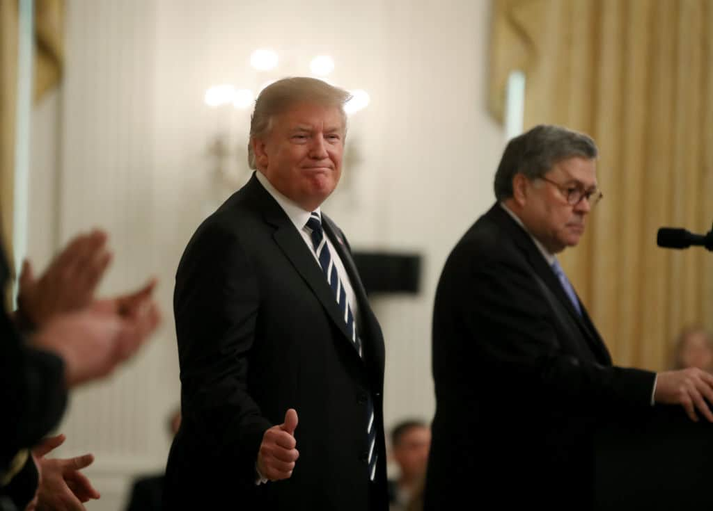AG Barr: Trump Admin Can Legally Add Citizenship Question to 2020 Census