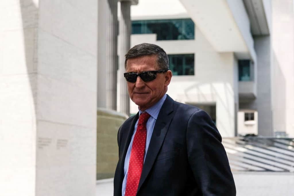 Flynn Legal Team Files Motion to Disqualify Judge From Case Due to Bias