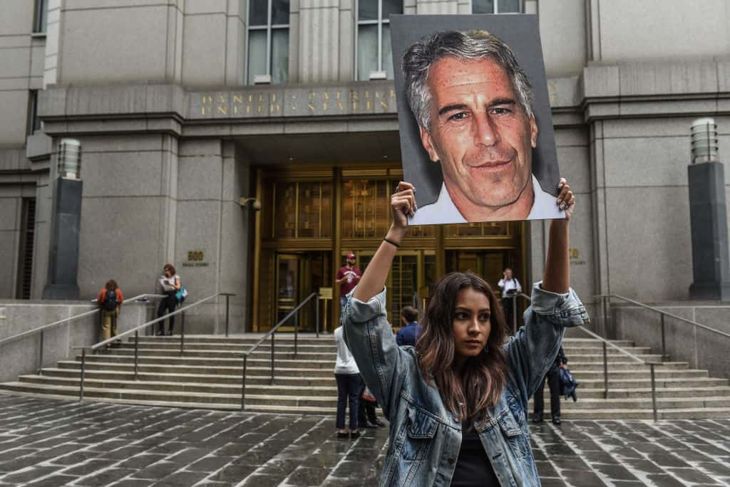Ep. 1017 The Epstein Case Explodes