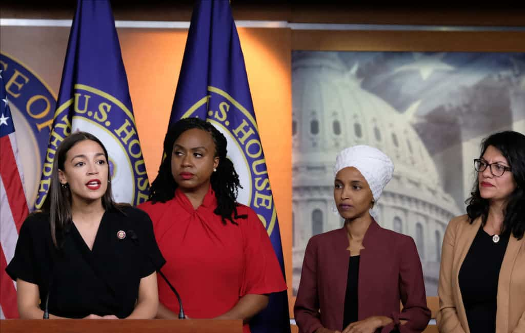 "GOP Senator: AOC and ""Squad"" are ""The Reason There Are Directions on Shampoo Bottles"""