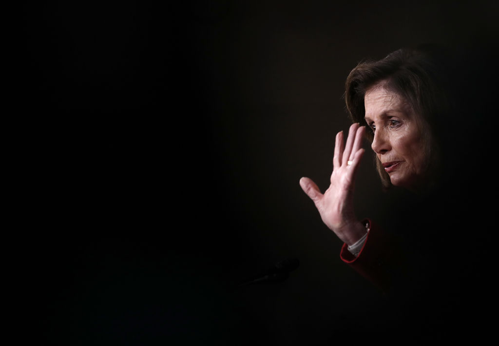 House Announces PELOSI Violated Chamber Rules With Trump Criticism