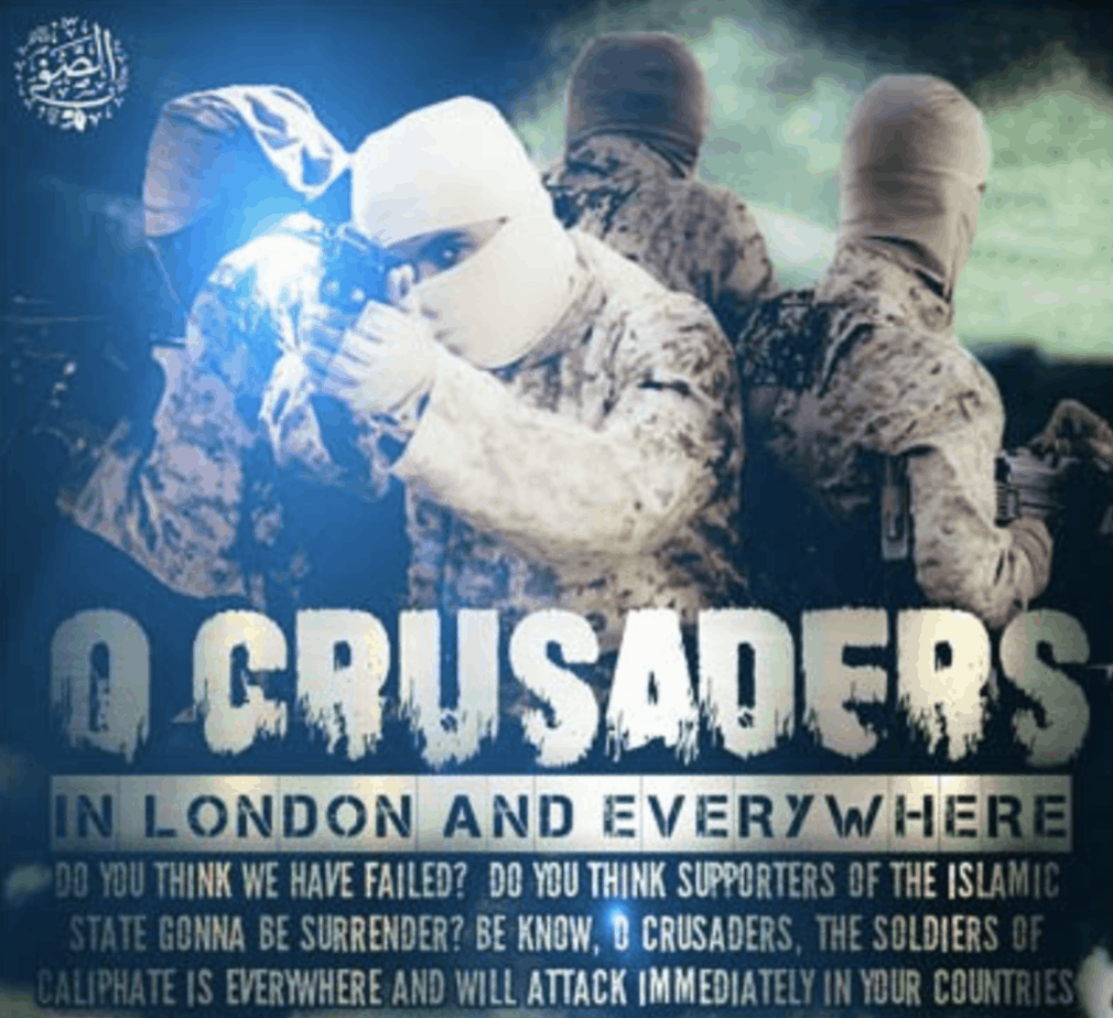 ISIS Releases Posters Threatening Attacks in San Francisco, New York & London