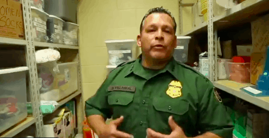 WATCH:AZ Border Patrol Chief Debunks AOC Lies About Migrant Facilities