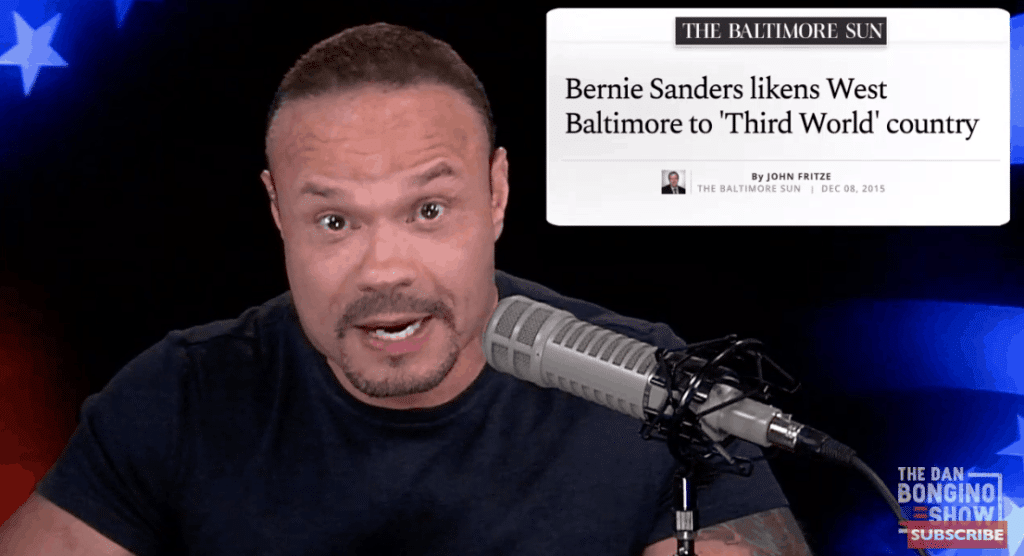 WATCH: Bongino to Trump; Do NOT Back Away From Inner City MESS Caused by 'Liberal Forest Fire'