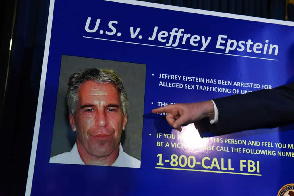 16 of Epstein's Victims Pour Their Hearts Out 'One by One' in Court Today